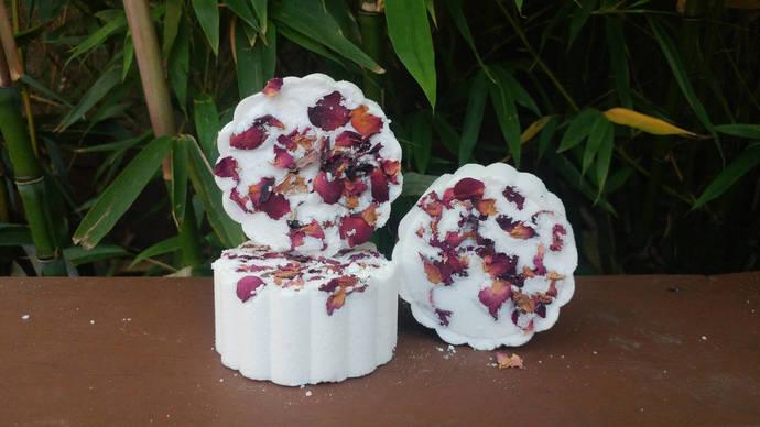 Wild Rose Bath bomb| iBeauty Gifts
