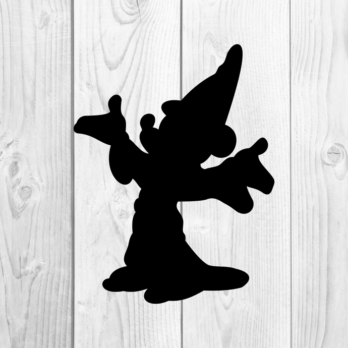Mickey Mouse Magic Disney Graphics SVG Dxf EPS Png Cdr Ai Pdf Vector Art Clipart