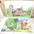 Glen Ferris Inn, Wildreness Castle of White Otter Lake,  Vintage Place Mat,