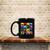 Dog Cube Beagle Coffee Mug, Tea Mug, Coffee Mug, Dog Cube Mug, Animal, Dog Mug,