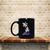 Astronaut in Space Holding Planet Balloon Coffee Mug, Tea Mug, Coffee Mug,