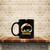 Rhino Vintage, Safari Coffee Mug, Tea Mug, Coffee Mug, Retro Rhino Mug, Vintage
