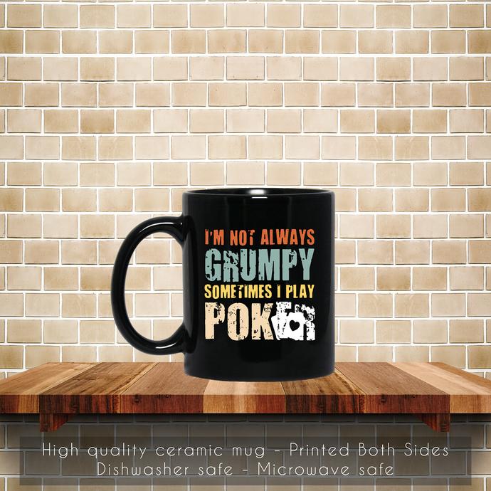 Poker Player, Poker Lover Pro Coffee Mug, Tea Mug, Poker Lover Mug, Coffee Mug,