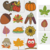 Happy Fall Y'all CAL Bundle Blocks with SC single Crochet Written