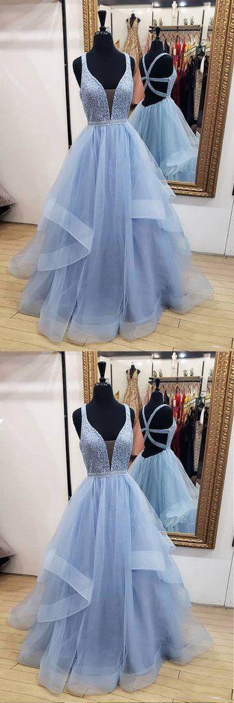 Beaded Long Prom Dresses Fashion Winter Formal Dress Popular Wedding Party Dress
