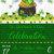 St. Patrick's Day Printable Invitation, Leprechaun, Pot of Gold, Shamrock,