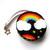 Retractable Tape Measure Rainbows Pocket Measuring Tape