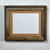 Reclaimed wood picture frame with 8.5x11 tan mat 11x14 without mat