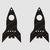 Rocket Earrings svg,Rocket svg,Jewelry svg,leather jewelry,Cricut