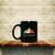 Retro City of Detroit Mountain Coffee Mug, Detroit Mountain, Tea Mug, Coffee