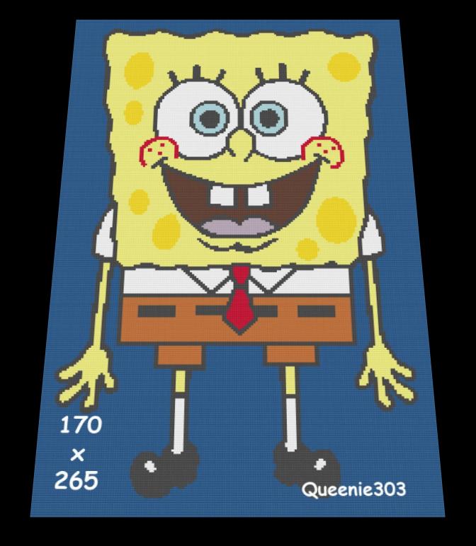 Spongebob 170x265