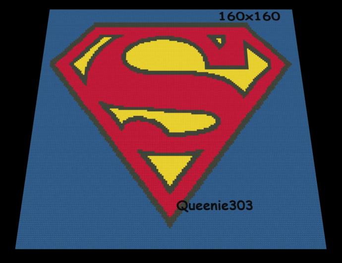 Superman 160x160