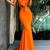 Copy of Sweetheart Mermaid Prom Dresses Sexy Two Pieces Long Bridesmaid Dresses