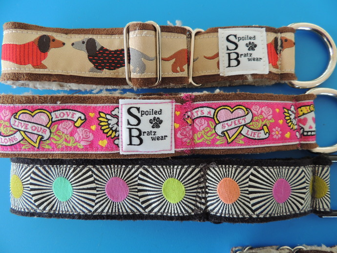 SOFTIE WALKING COLLARS-several available