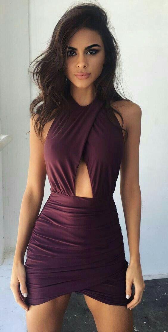 Sexy dress ,homecoming  prom dress ,short