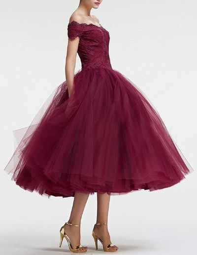 Burgundy evening gowns,sexy ball gowns, custom made prom,new fashion,Off the