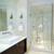 Monterey Bay Ecosystem - Coastal Design Series - Etched Decal - For Shower