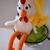 Crazy Clara Amigurumi Bird Chicken PDF Instant Download Crochet Pattern
