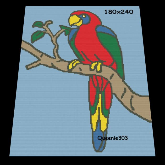 Parrot 180x240