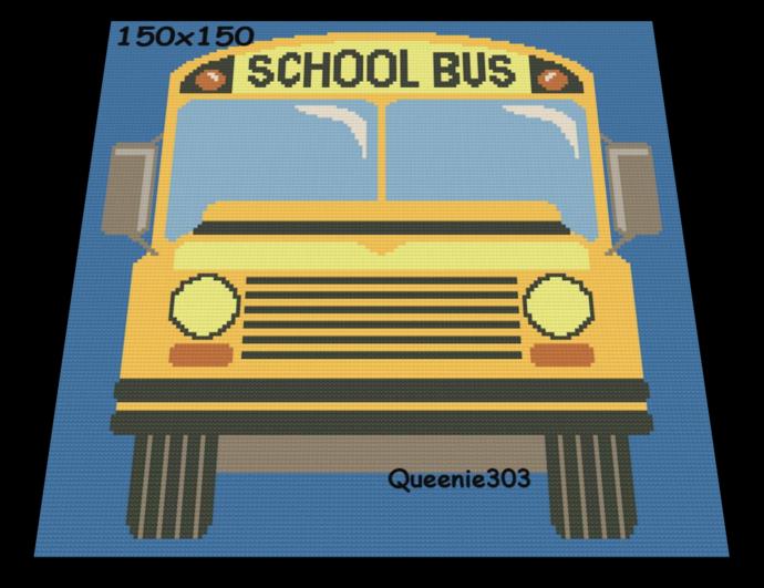 School Bus 150x150