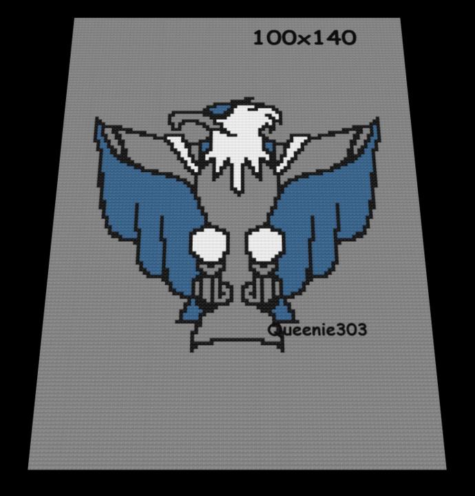 Thunderbird 100x140