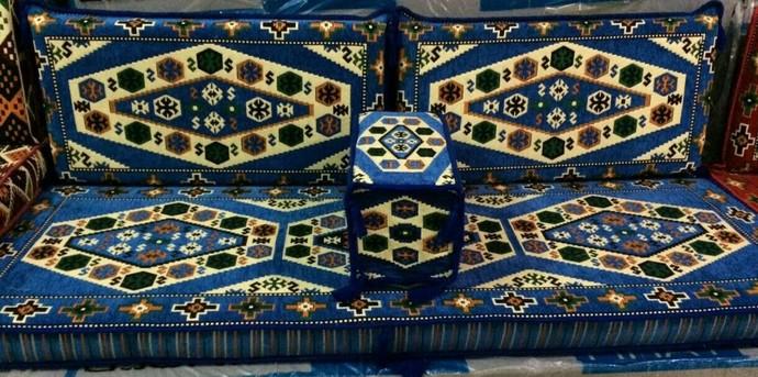 sofa seating,floor cushions,bohemian furniture-7