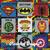 SuperBoy Superhero Bundle - 9 Patterns - Graphs w/Written
