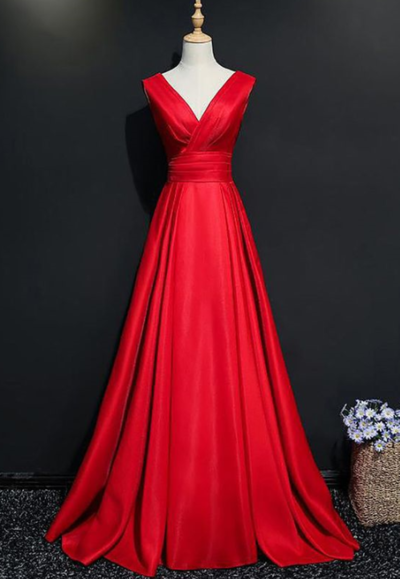 Elegant Burgundy evening gowns,sexy ball gowns, custom made prom,new