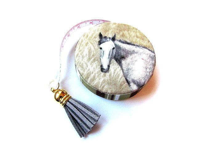 Tape Measure Horses Small Retractable Measuring Tape