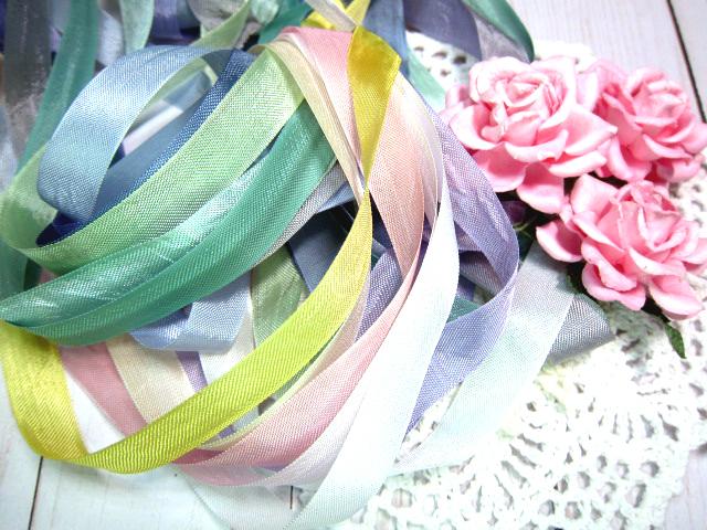 5yds Seam Binding - many colors