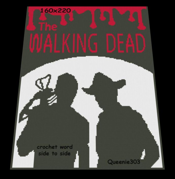 The Walking Dead2 160x220