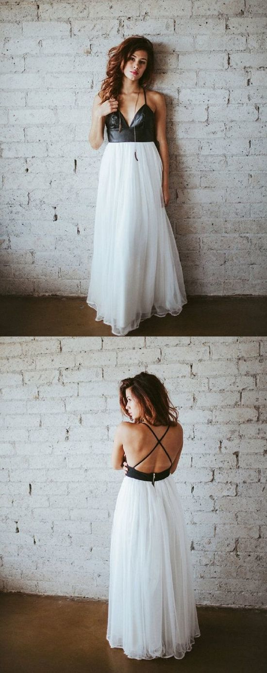 Alternative Wedding Dresses ,unique  wedding prom dress , long prom dress