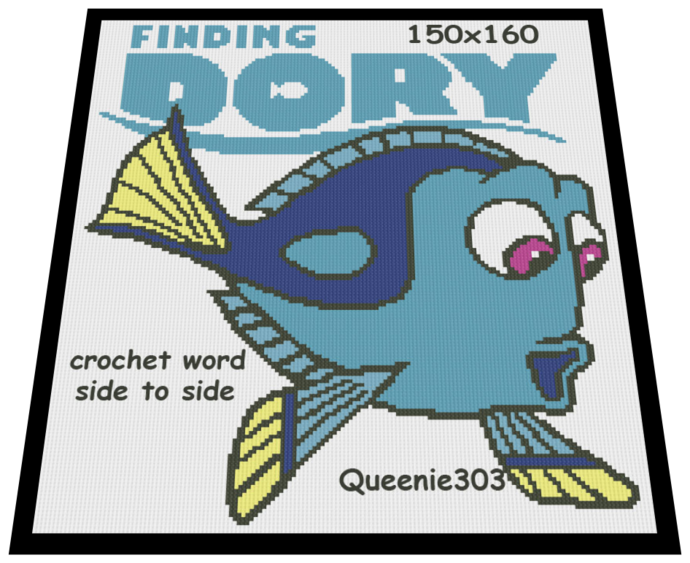 Finding Dory 150x160