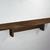 "Reclaimed wood wall shelf 25"" wide 5.25"" deep"