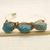 Natural turquoise bracelet, silver cuff bracelet, wire wrapped cuff, natural