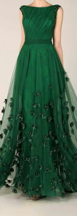 o-neck prom dress long tulle party dress appliques ball gowns sleeves party