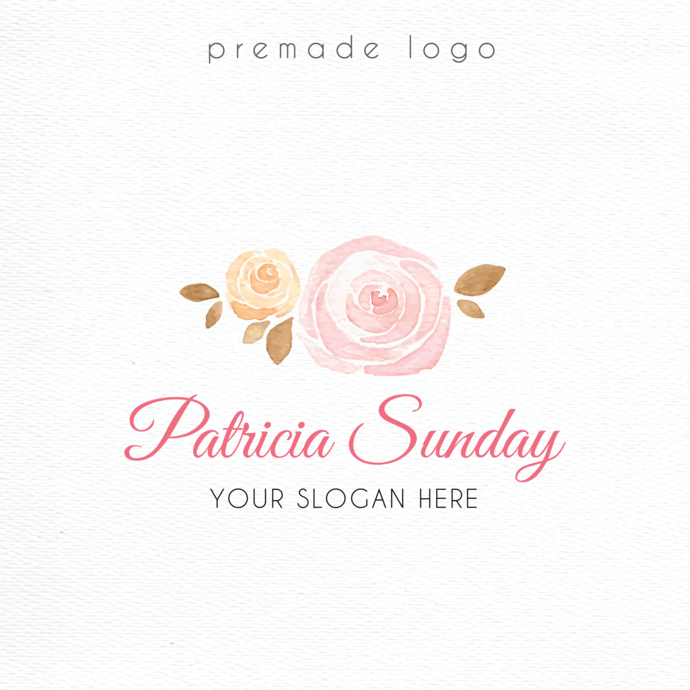Premade logo, Business Card custom, Personalized Business Card, Personalized