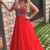 Fashionable Chiffon Prom Dresses, Red Party Dresses, Graduation Party