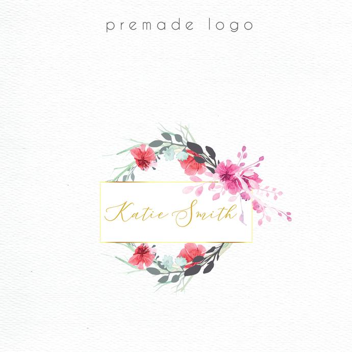 Premade logo, Personalized logo, Logo Design, Business Card custom, Personalized