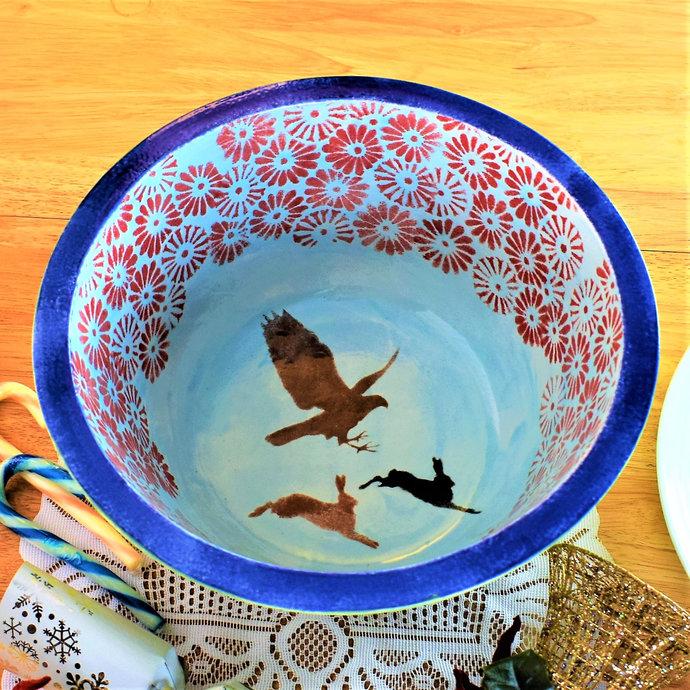 Home decor, Fruit bowl, Ceramic bowl