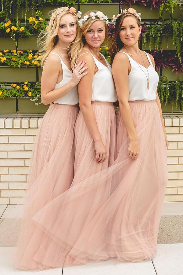 White Prom Dresses,Prom Dresses, Prom Dresses Pink