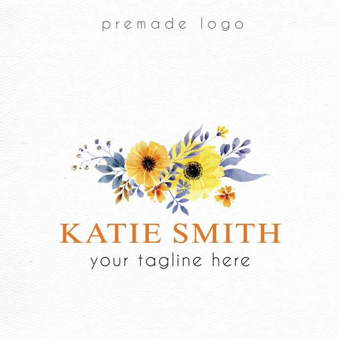 Personalized logo, Logo Design, Premade logo, Business Card custom, Personalized