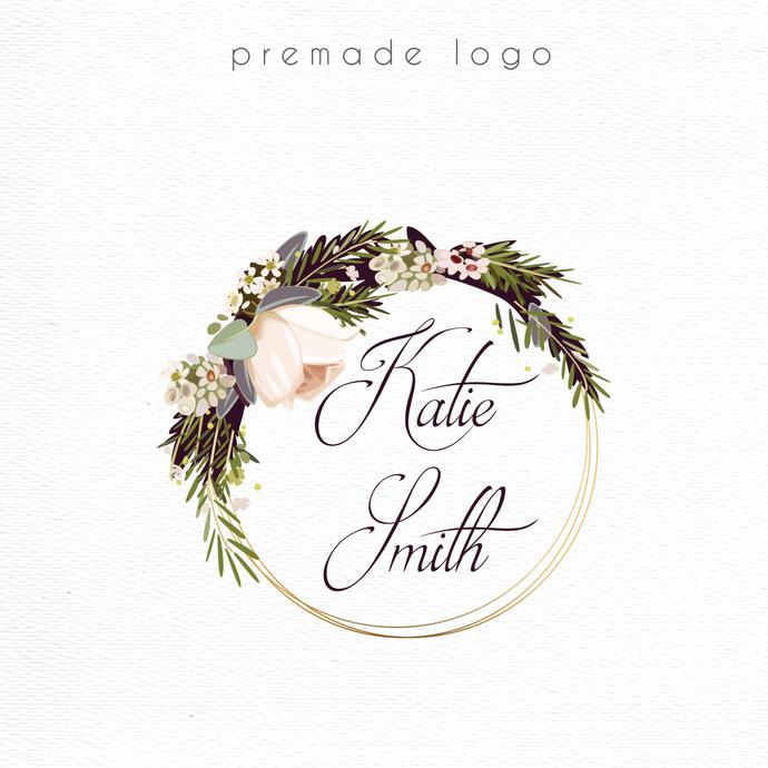 Personalized logo, Logo Design, Premade logo, Business Card custom, Personalized