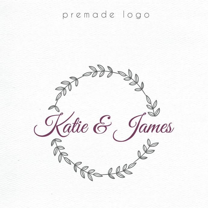 Personalized logo, Premade logo, Business Card custom, Logo Design, Personalized