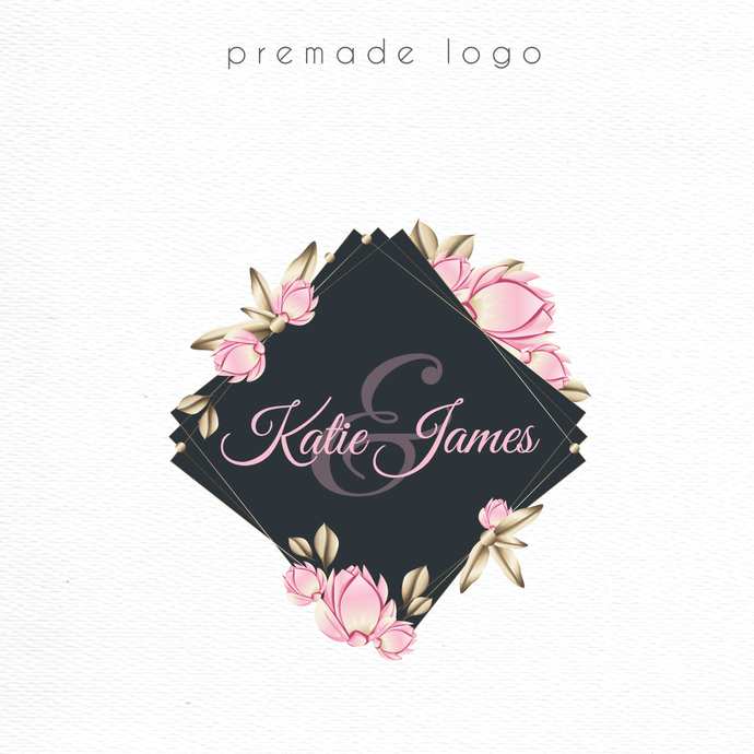 Personalized logo, Logo Design, Premade logo, Personalized Business Card,
