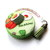 Tape Measure Sushi and Wasabi Fabric Retractable Measuring Tape