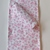 Baby burp cloth, Set of 2 burp cloths, Gift for baby girl, Pink roses flannel,