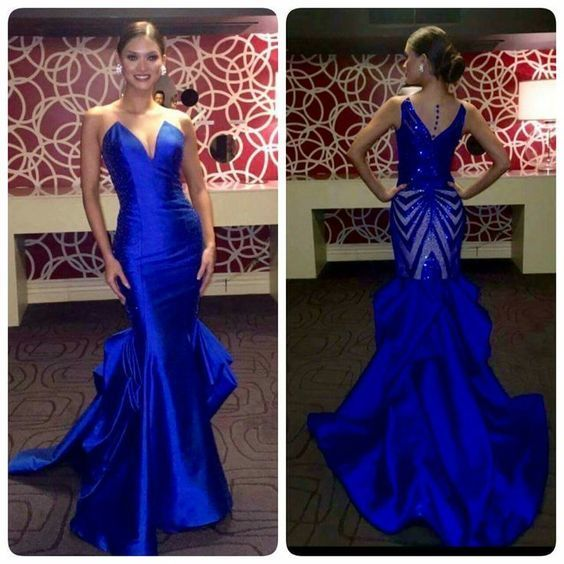 Charming Prom Dress,Long Prom Dress, Elegant Prom Dresses,Mermaid Evening
