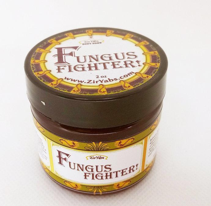 Fungus Fighter | Athletes Foot | Ringworm | Itchy Feet | Tea Tree | Neem |