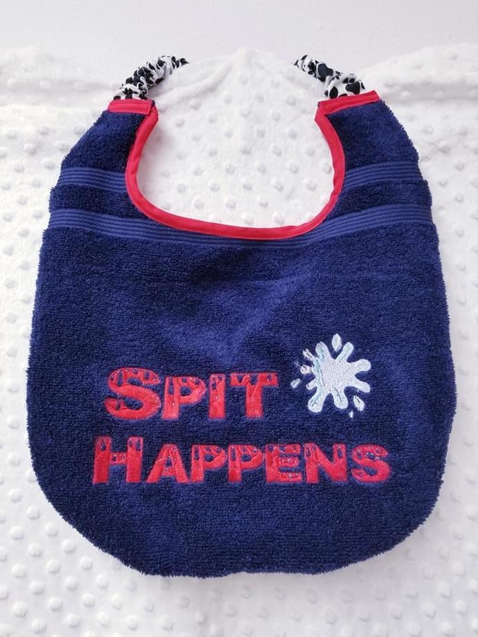 Spit Happens